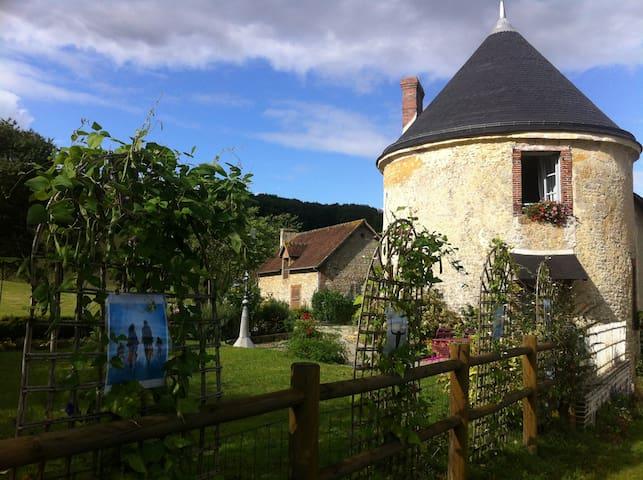 Saint-Agnan-sur-Sarthe的民宿