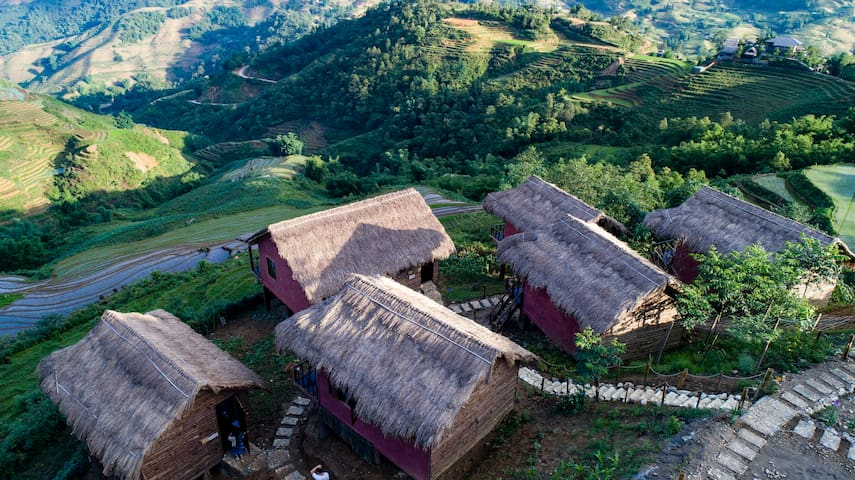 Sapa Eco-Home (Mountain retreat)