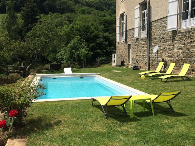 Quincié-en-Beaujolais的民宿