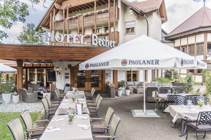 Donzdorf的民宿