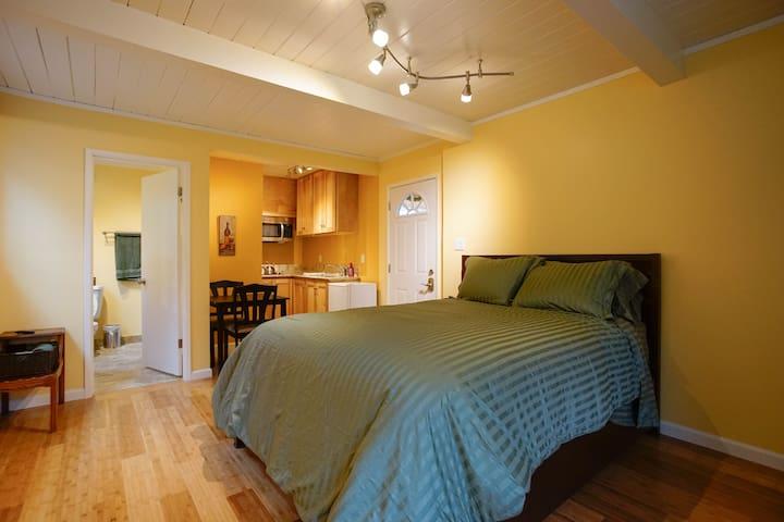 White Oak Private Studio Bay Area