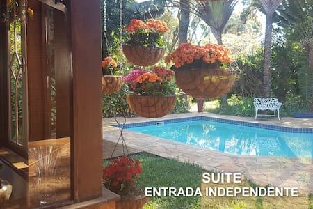 UNICAMP/suite/entr. indep/3500m verde