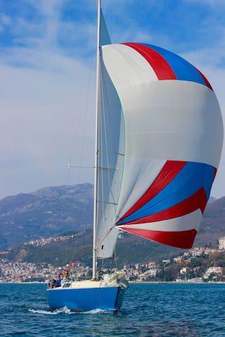 黑山的体验