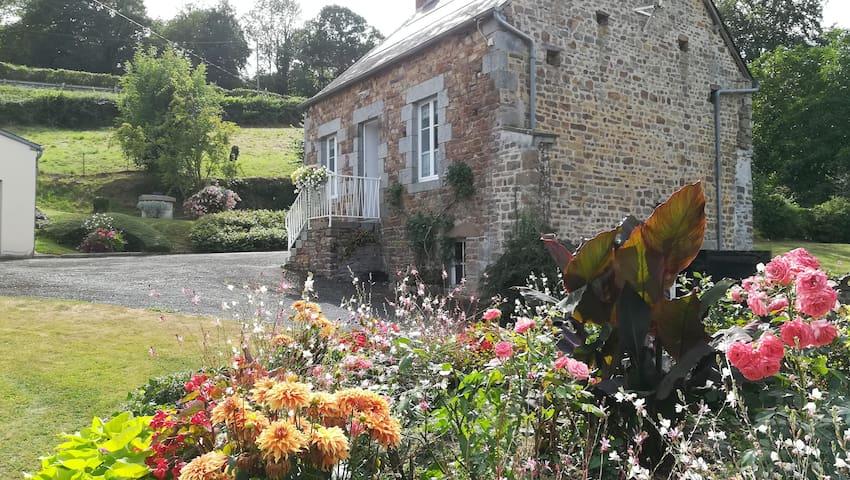 La Forêt-Auvray的民宿