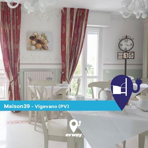 Vigevano的民宿