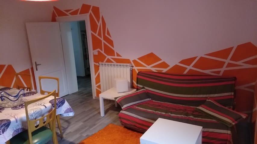 蒙法尔科的民宿