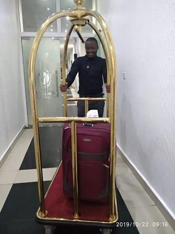 Ado Ekiti的民宿