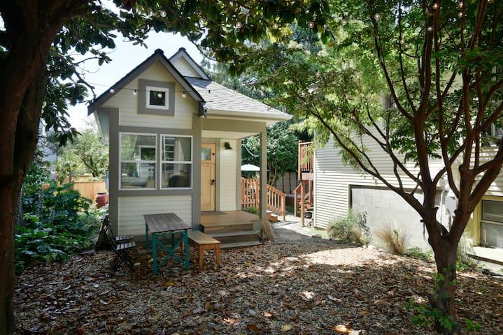 Bright and Sunny Ballard Tiny House