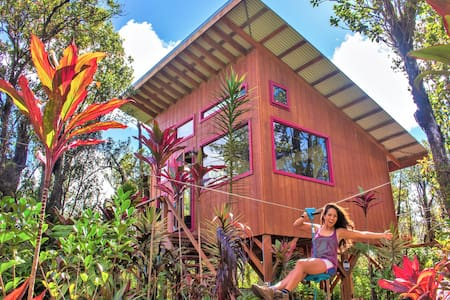Adventure Treehouse - As featured on HGTV!