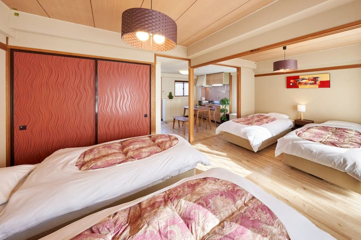 Fukushima-shi的民宿