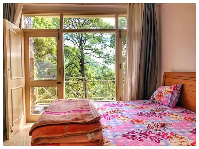 Beautiful 1 bedroom close to Nainital Bhimtal (F3)