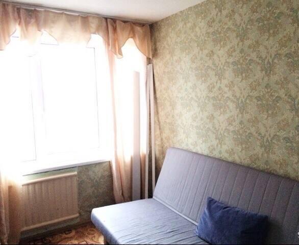 Комната с кухонным уголком у метро Ленинский пр.