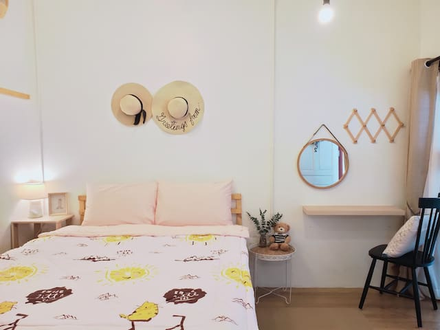 Cozy Room #2 - in Lovely Home - Chalong