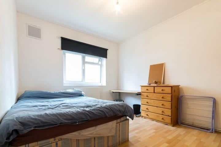 30.3 Nice Double room -Whitechapel / Bethnal Green