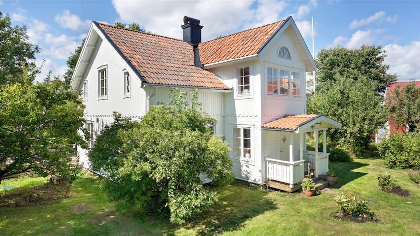 Beautiful countryhouse in Väddö