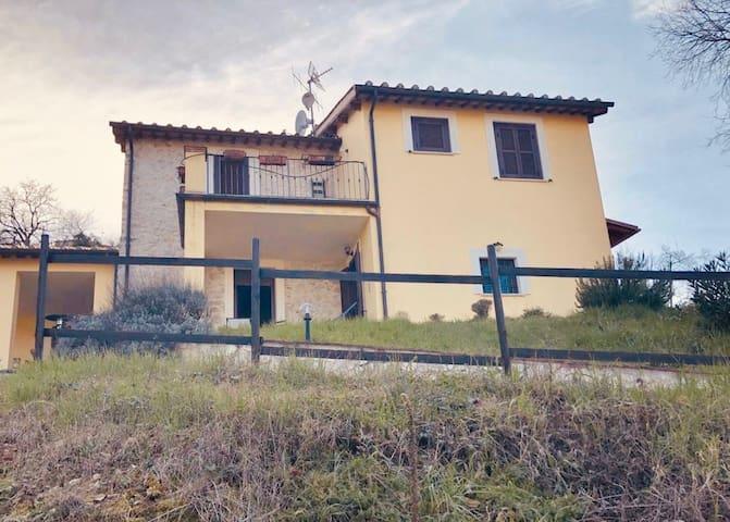 Alloggio Rurale 2... Natura selvaggia!
