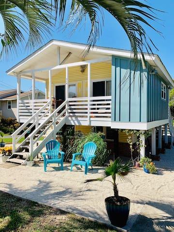 富丽海滩(Folly Beach)的民宿