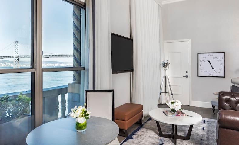 Harbor Court San Francisco, Bay View 1 Bdrm Suite