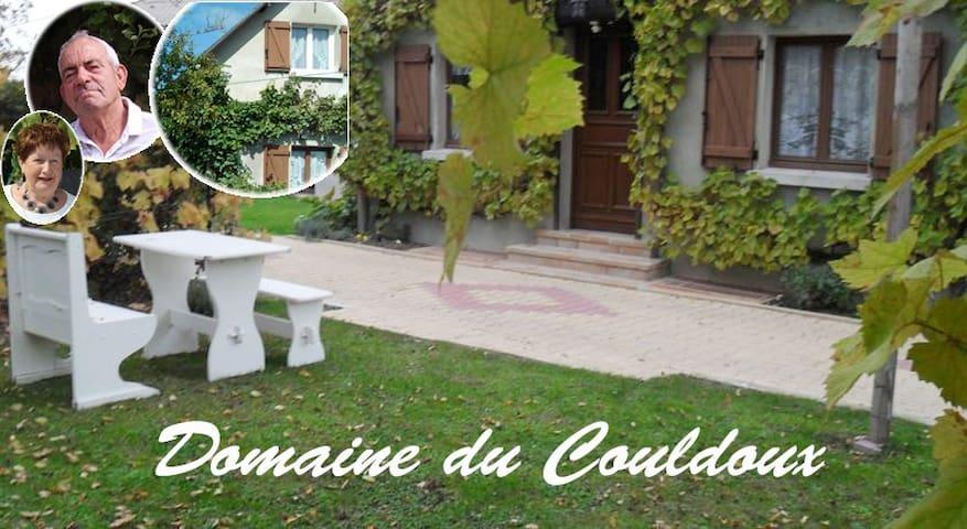 Saint-Lyé的民宿
