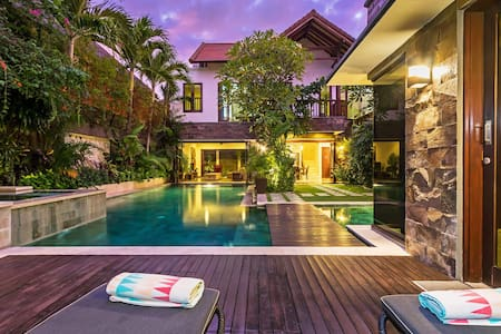 4 bed luxury Villa Yasmin sleep 11