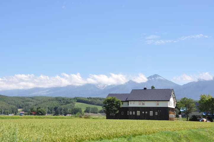 Kamifurano-chō, Sorachi-gun的民宿