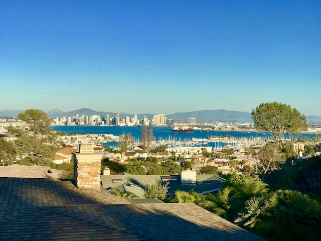 Enjoy Stunning Views of San Diego!