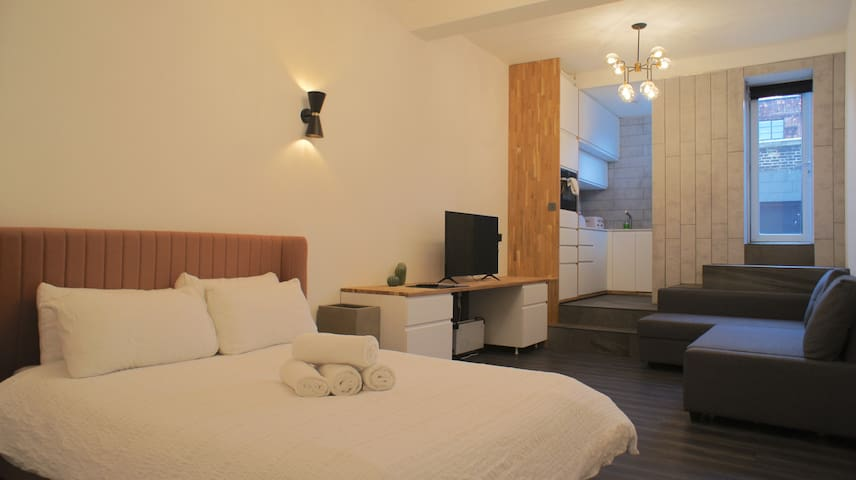 Stunning Studio in the Heart of Shoreditch