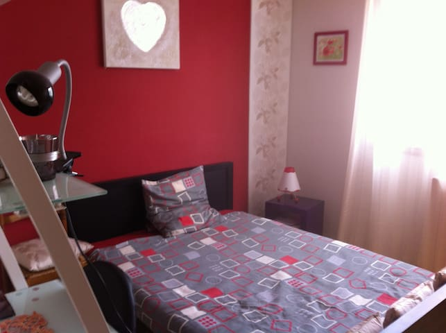 Chambre calme Montpellier Sud Proche Centre  ville