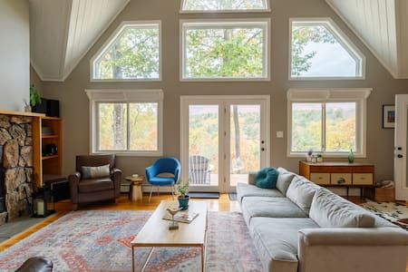 Secluded Catskill Home w/ Beautiful Mountain Views