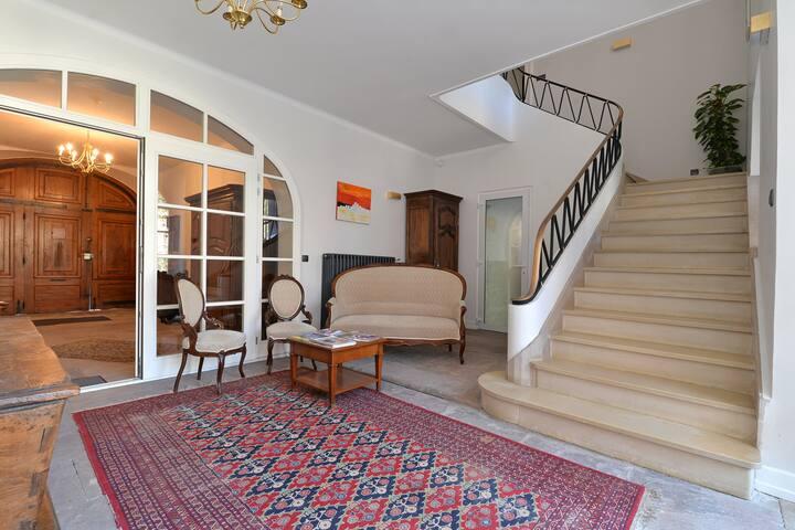 Appartement Louis XIV***** (Marquisat de Vauban)
