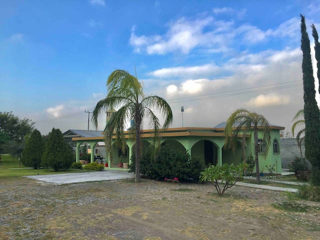 Hidalgo的民宿