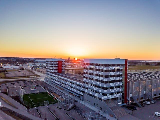 Linköping的民宿