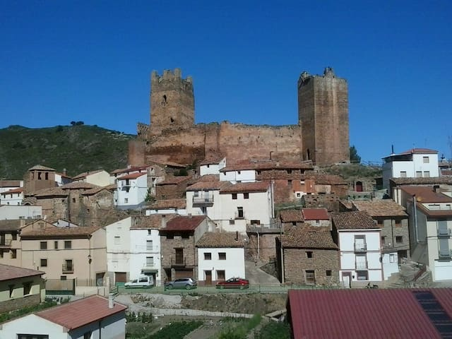 Vozmediano的民宿