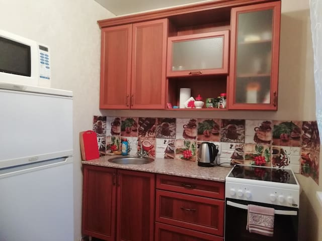 Уютная 1-комн. квартира на ул. Ноградская, 15