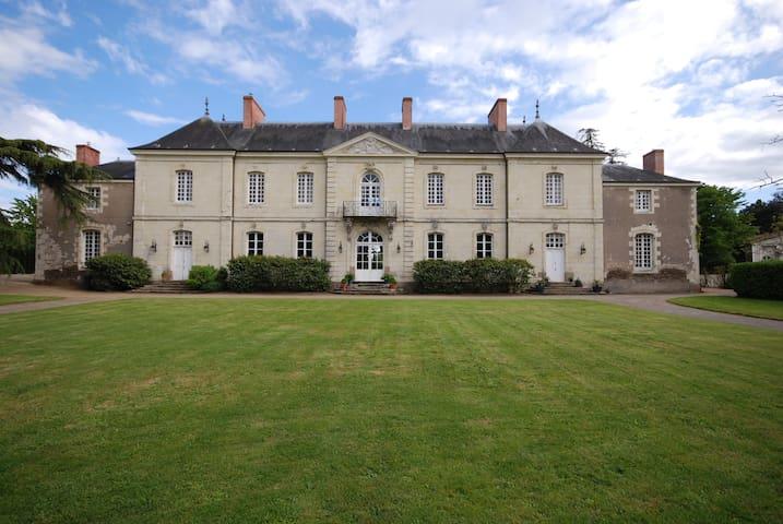 Saint-Sébastien-sur-Loire的民宿