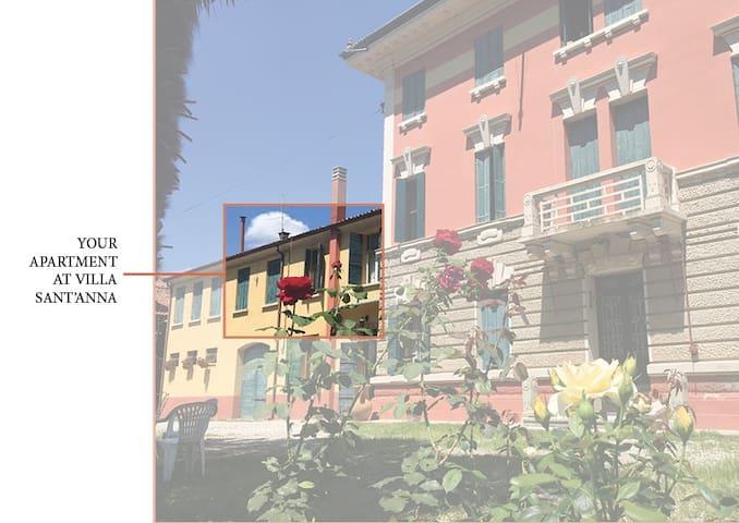 Bocca Fossa的民宿