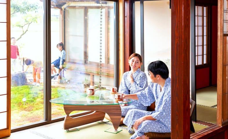 日本的民宿