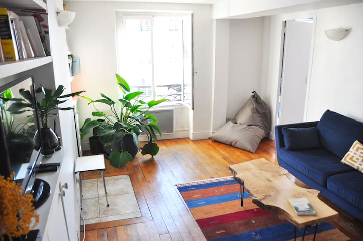 Appartement sympa 38m2 - Bastille