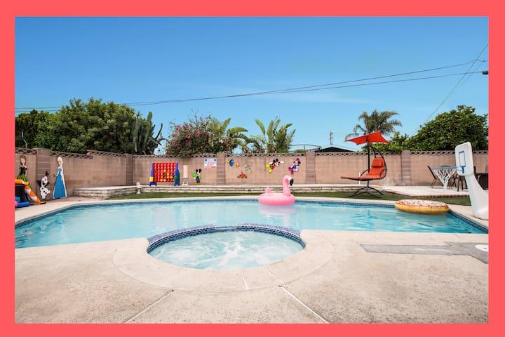 ⭐️⭐️⭐️ Discount Disney Tickets! 🌊Heated Pool ✨