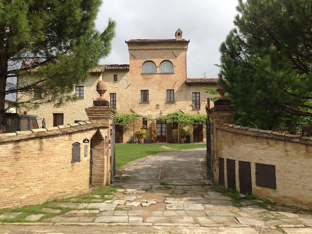 Città di Castello - Piosina的民宿