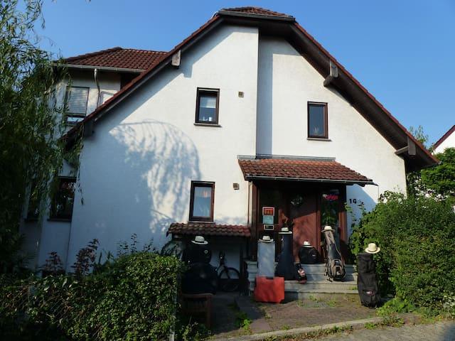 Hofheim am Taunus的民宿