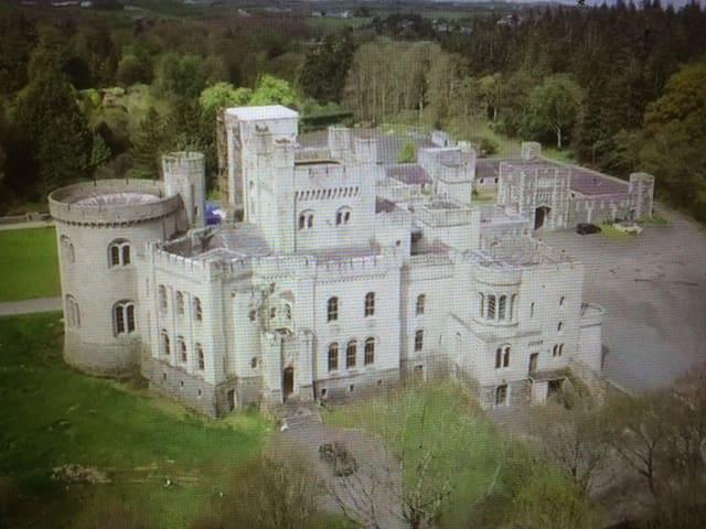 Gosford Castle near Armagh Northern Ireland