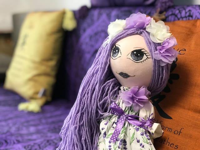 Lavender HOME - Nyíregyháza a nyugalom otthona