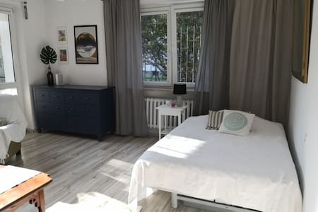 Cheap and quiet apartment in Gdańsk Wrzeszcz