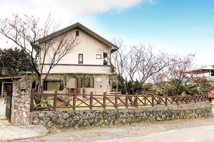 Jinshan District的民宿