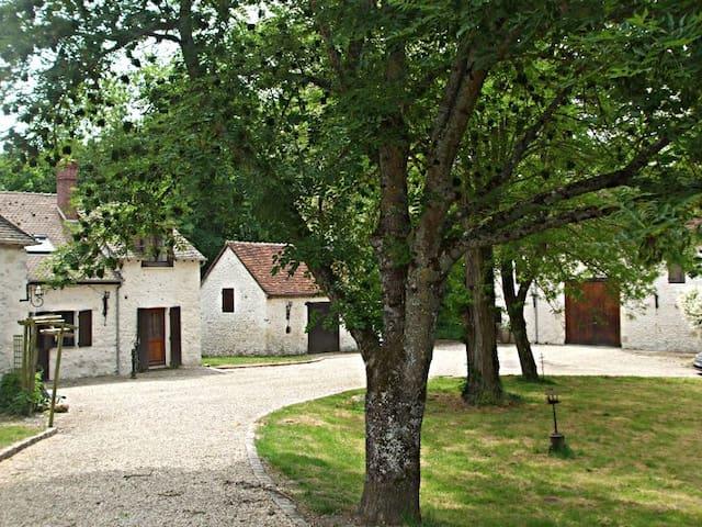 Neuvy-sur-Loire的民宿
