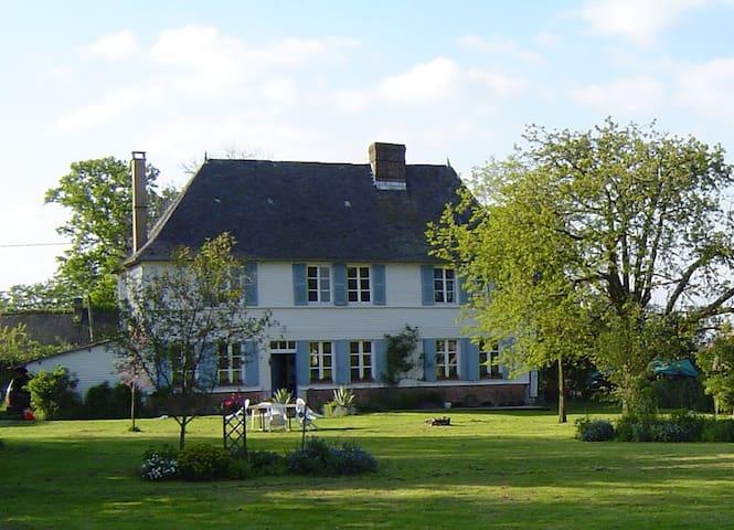 Fresne-le-Plan的民宿