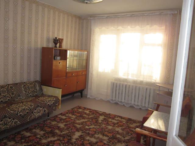 Yalutorovsk的民宿