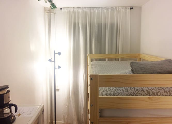 Private Room for 2 in Midtown West ☆