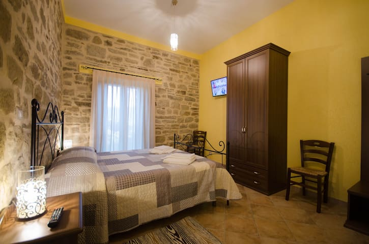 Castelmezzano的民宿